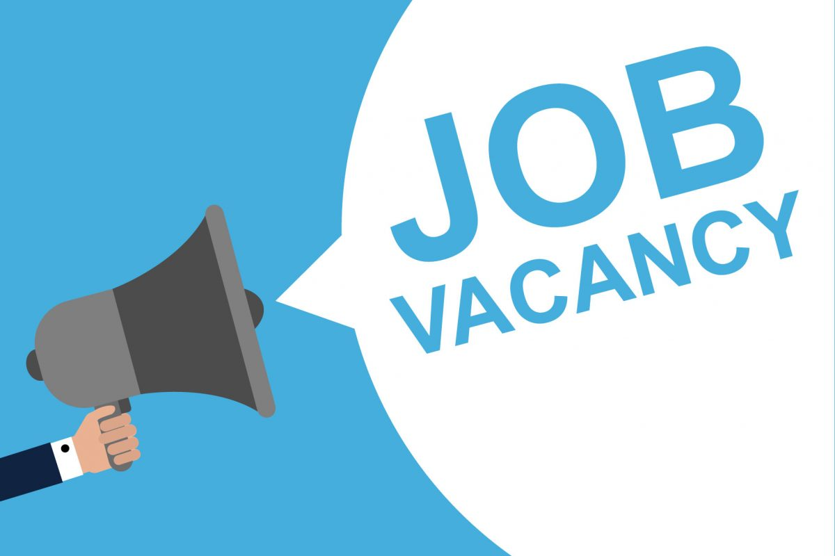 NOW HIRING *** UPDATE – POSITION FILLED ***
